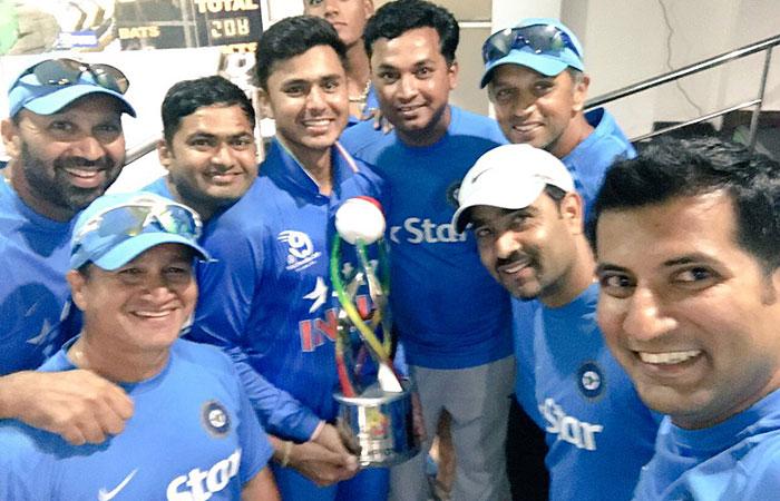 Under 19 Indian Cricket Team