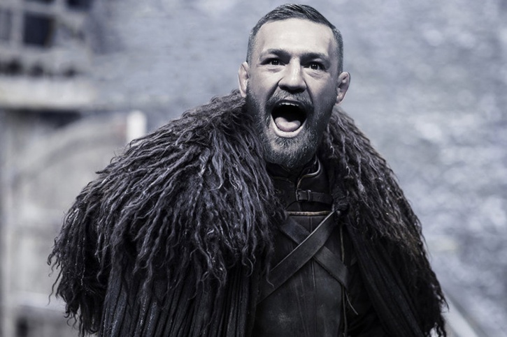 Conor McGregor On Game Of Thrones