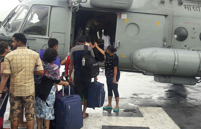 Rescue In Andaman