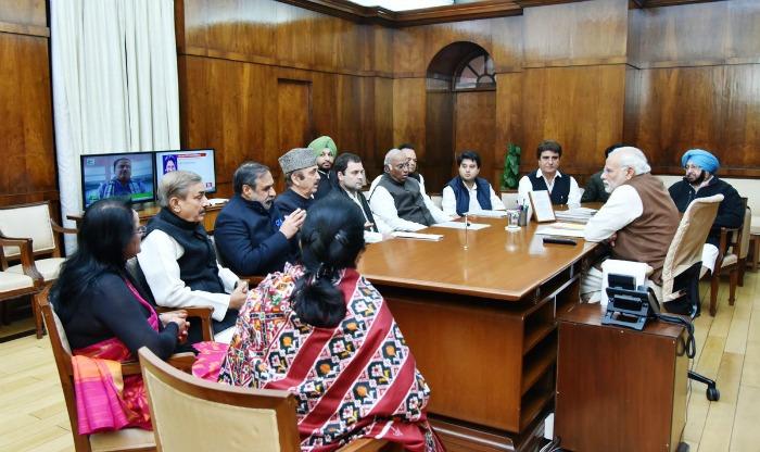 Narendra Modi And Rahul Gandhi