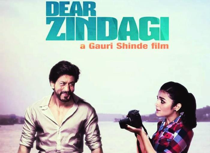 Dear Zindagi poster