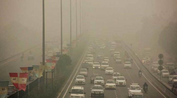 Delhi Smog and Pollution Levels