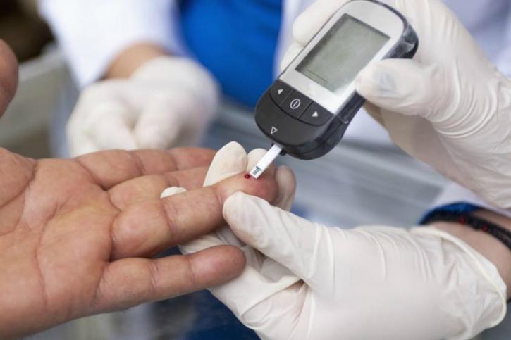 Diabetes check