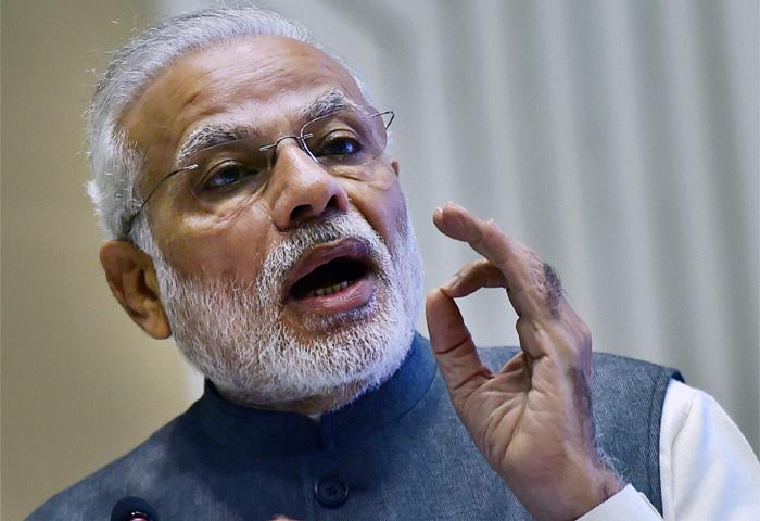 PM Narendra Mod