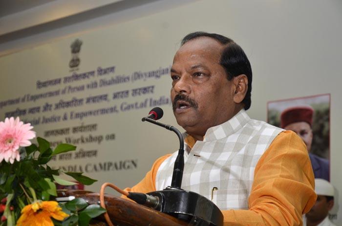 Chief Minister Raghubar Das.