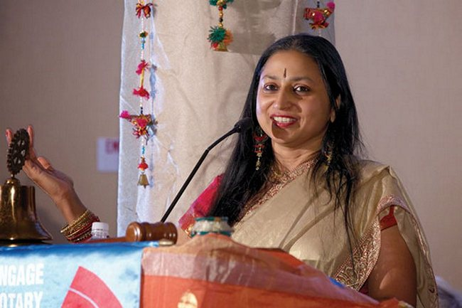 Savita Vaidyanathan