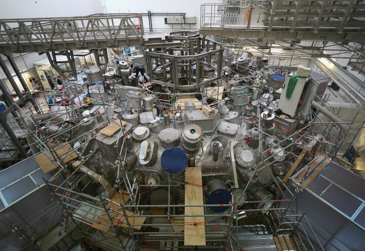 German Fusion Reactor
