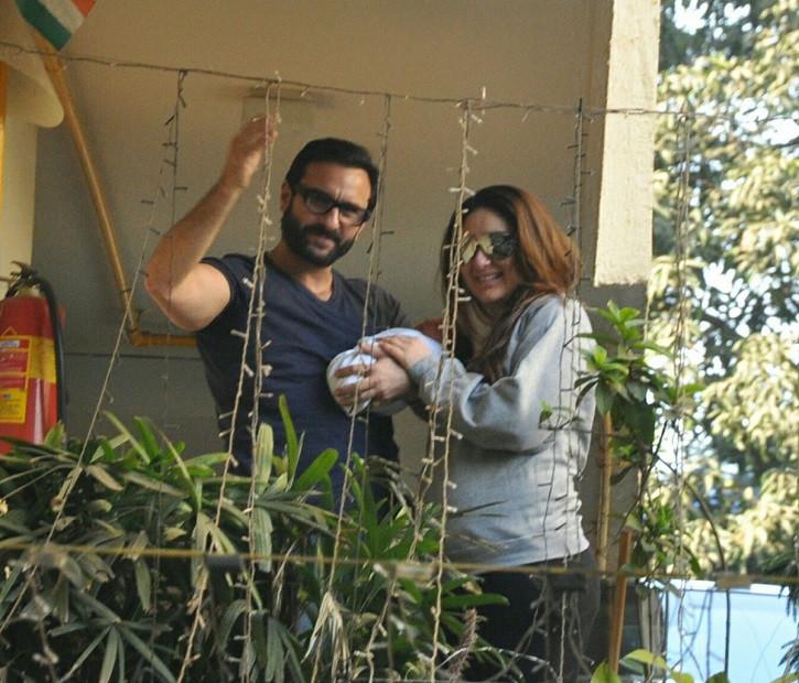 Kareena and Saif