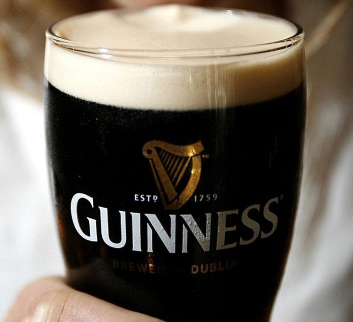 Guinness Beer, Ireland