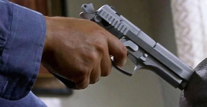 Duo Snatches Guard's Gun At Gunpoint