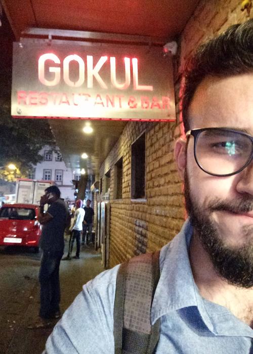Gokul_Snacking
