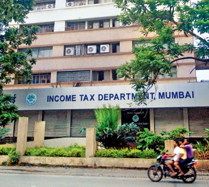 Office Boy From Slums Gets Rs 5.4 Crore I-T Notice