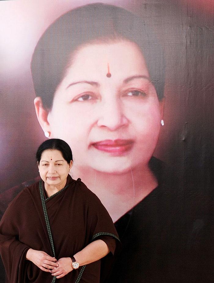 Jayalalithaa BCCL