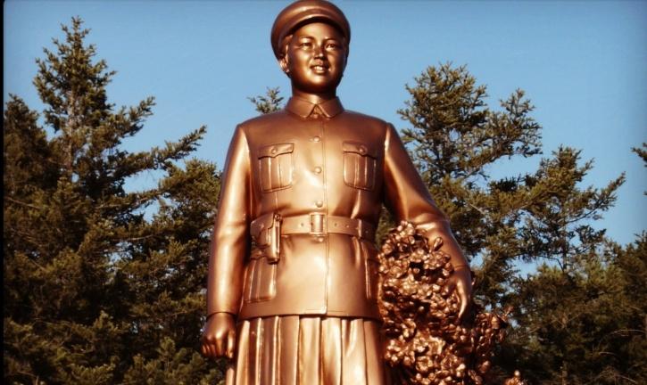 Kim Jong Uns grandmother
