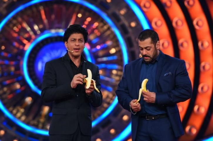 Salman and SRK
