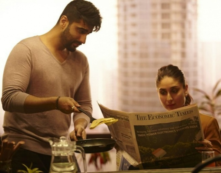 Arjun Kapoor and Kareena Kapoor