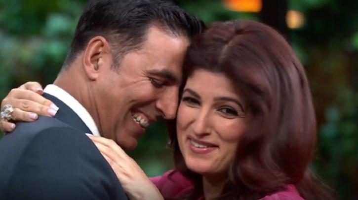 Akshay and Twinkle