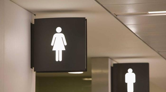 women  toilet