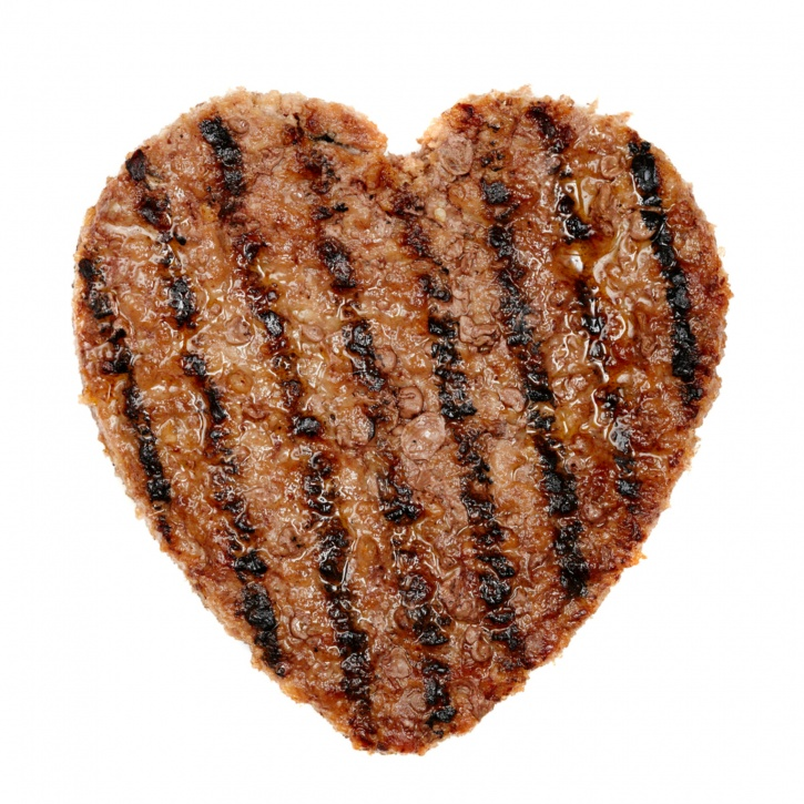 Red meat good for heart