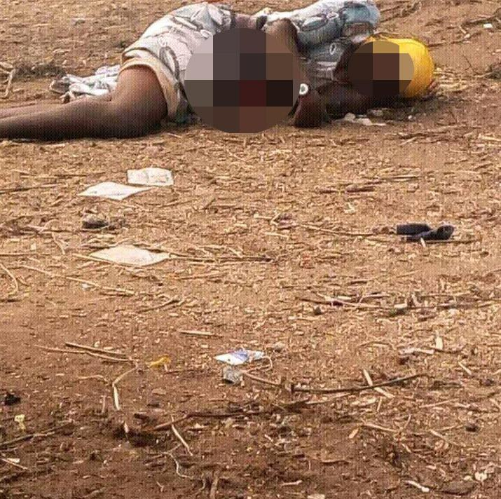 Africa woman lynched