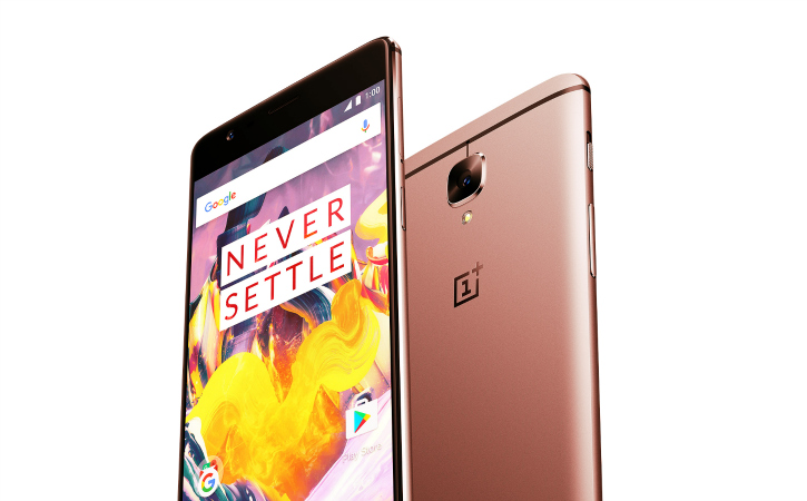 OnePlus 3T color