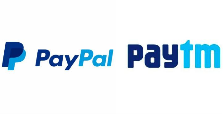 Paypal Paytm