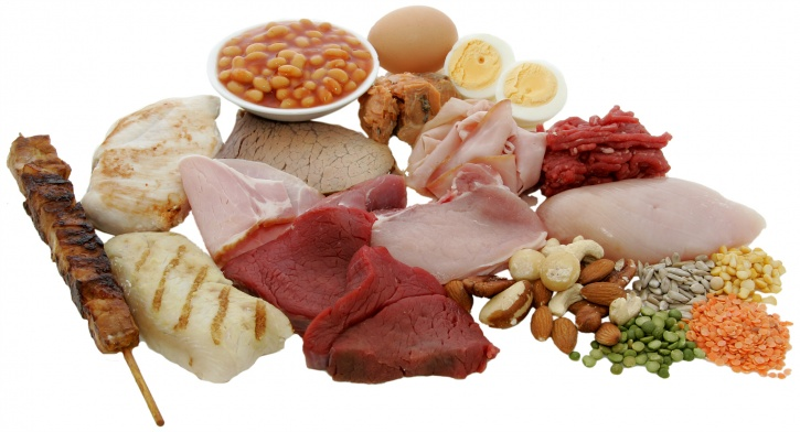 Protein over carbs