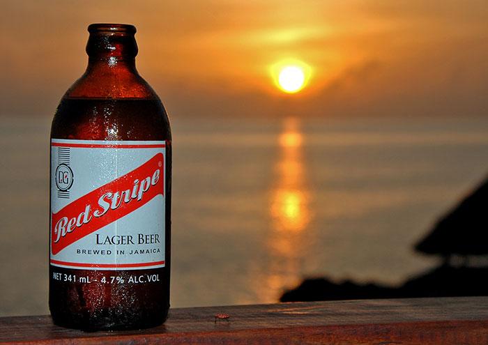 Red Stripe Beer, Jamaica