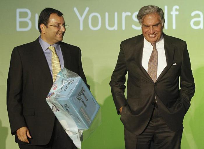 Ratan Tata, Cyrus Mistry