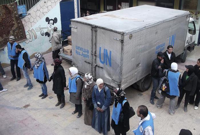 UN relief agency