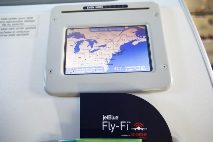 Indian Flights May Soon Have In-Flight Wi-Fi!