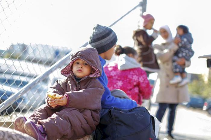 Afghan Asylum Seekers Reuters