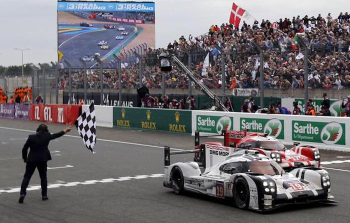 Porsche Race Car Engineer