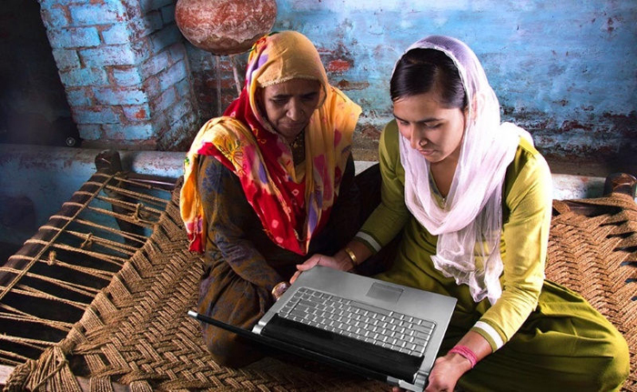 100 villages with Wi-Fi services