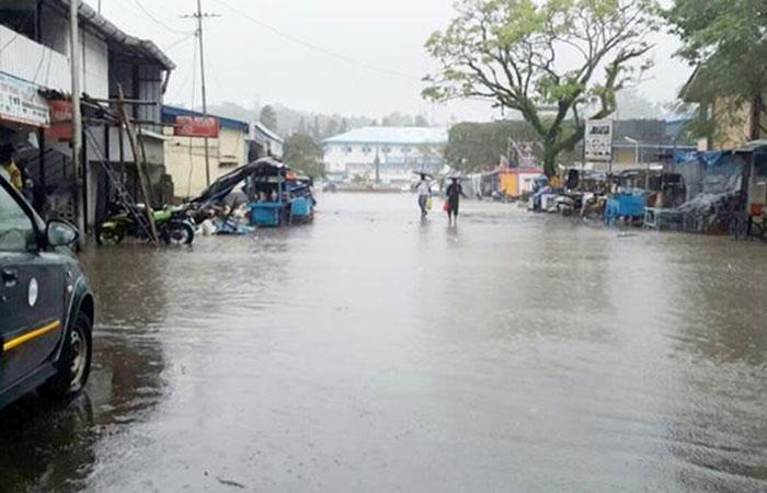 Cyclone in Andaman
