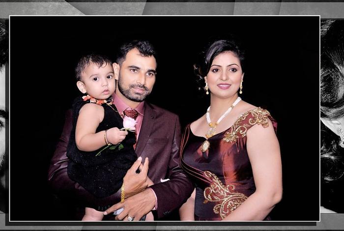 Shami with family