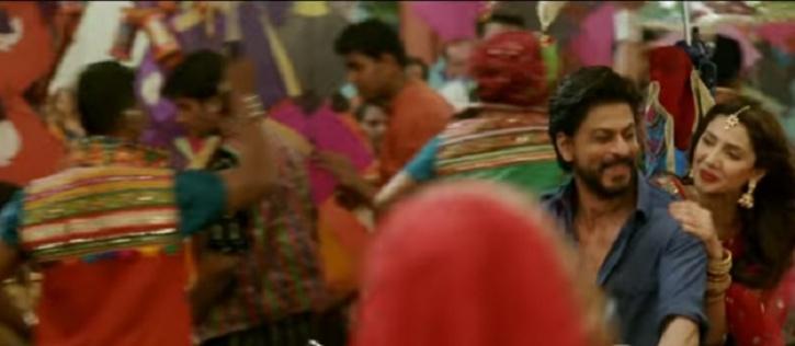 SRK and MAhirA