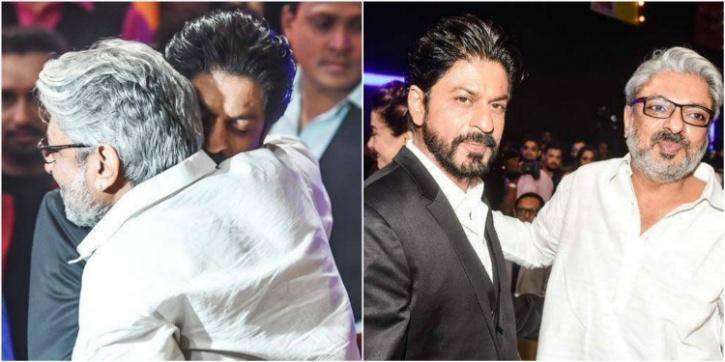 Salma and SRK