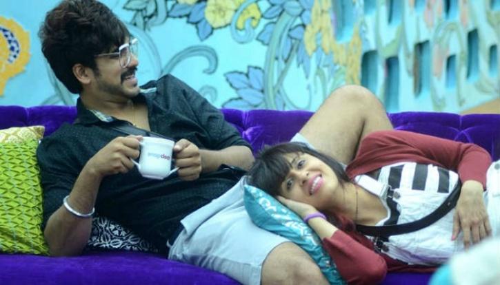 Suyyash and Kishwer