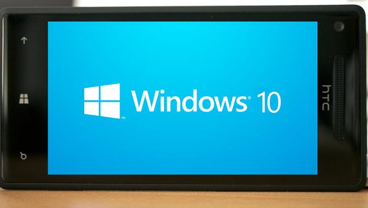 Windows 10 on Smartphone