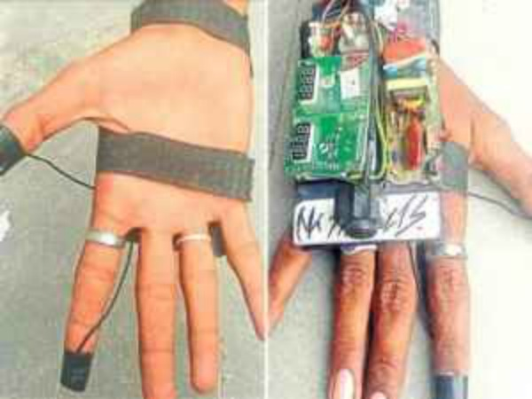 Rajasthan Teen Develops A Shock Treatment To Fight Molesters