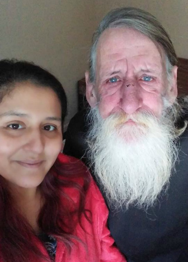This Woman Spent Her Lottery Prize To Buy Hotel Room For A Homeless Man