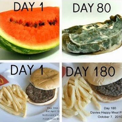 Disgusting Fast Food