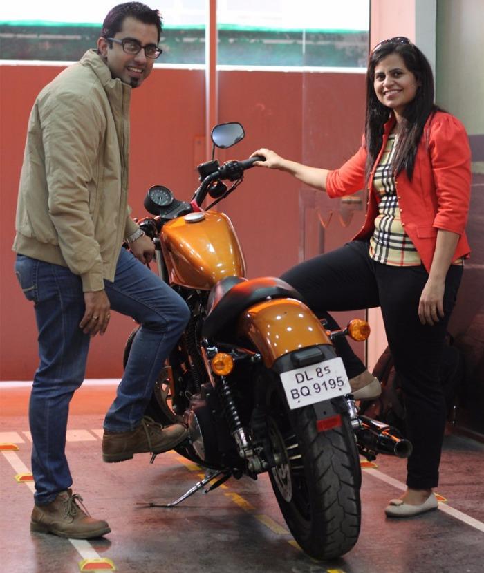 Gaurav and Akhilee