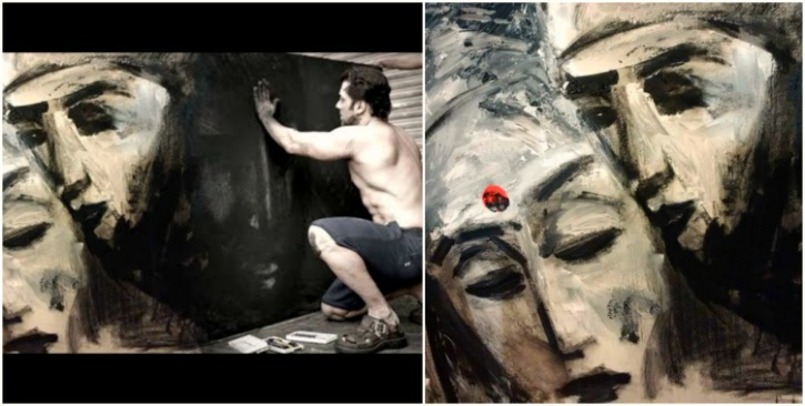 salman paintings