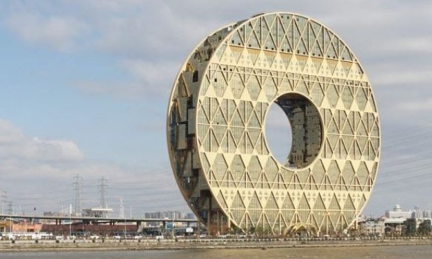 Ugly Chinese Buildings