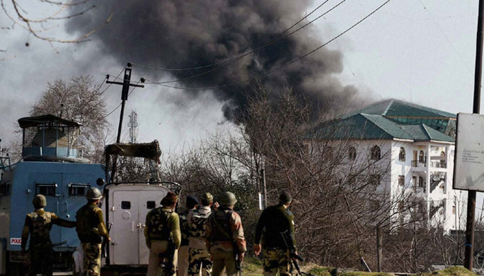 Hizb Chief Hails Militants, Cops Rescue His Son During J&K Operation