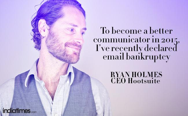 Ryan Holmes