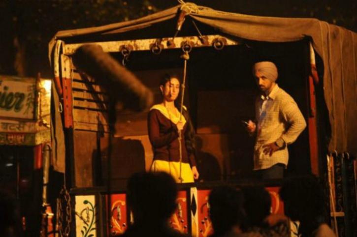 Kareena and Diljit