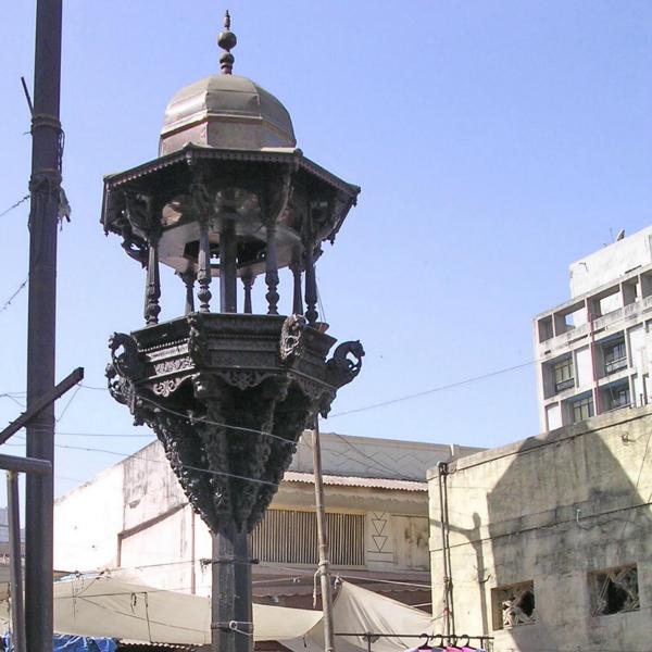 pigeon tower gujarat